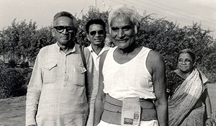 baba amte the journey